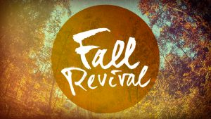 Fall Week of Revival 2017 @ Ridgeview Church | North Augusta | South Carolina | United States